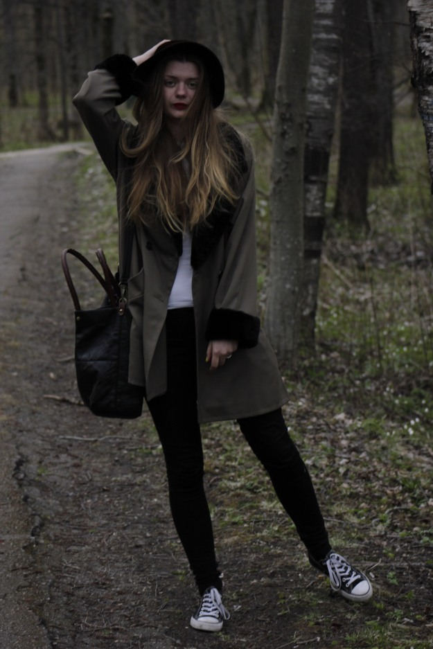 roch chic outfit fashion blog