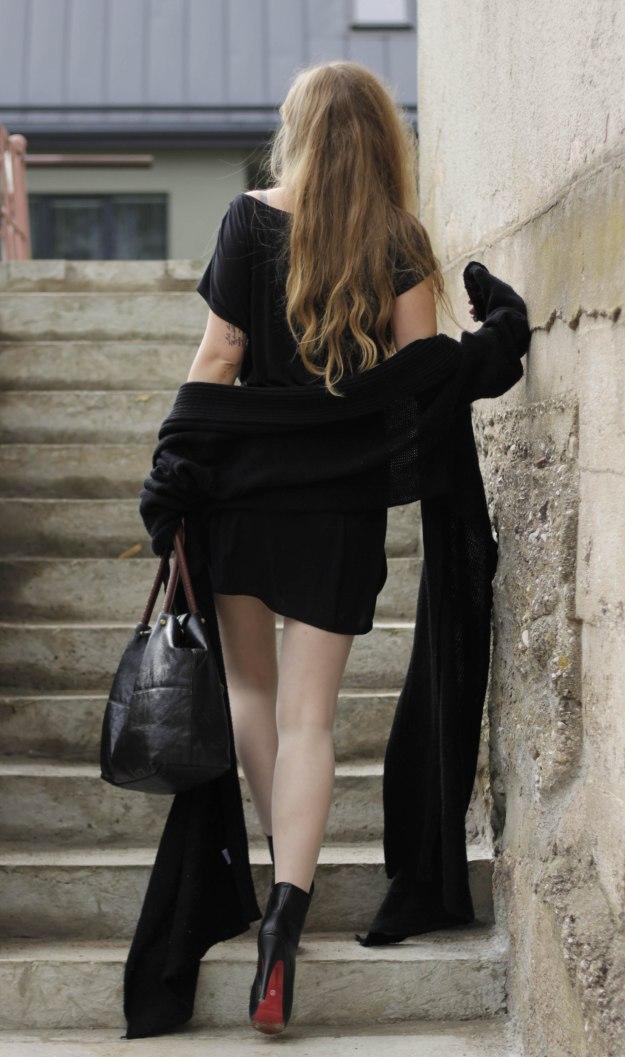 deadlyinlove edgy dark rock outfit