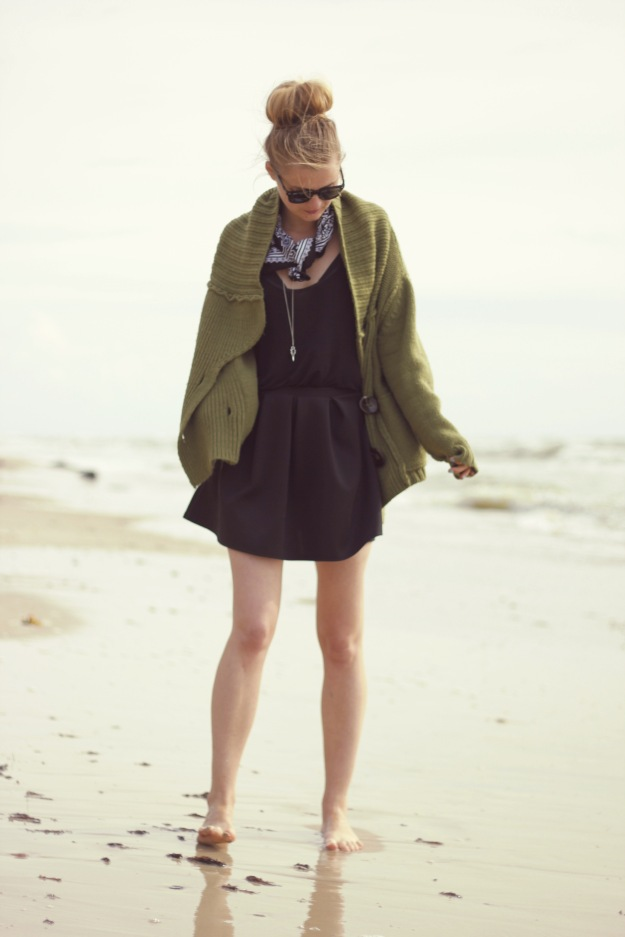 seaside next sweater boohoo skirt
