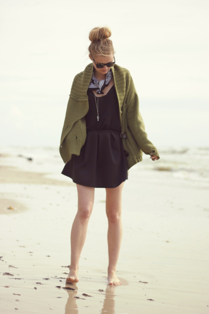seaside next sweater boohoo skirt