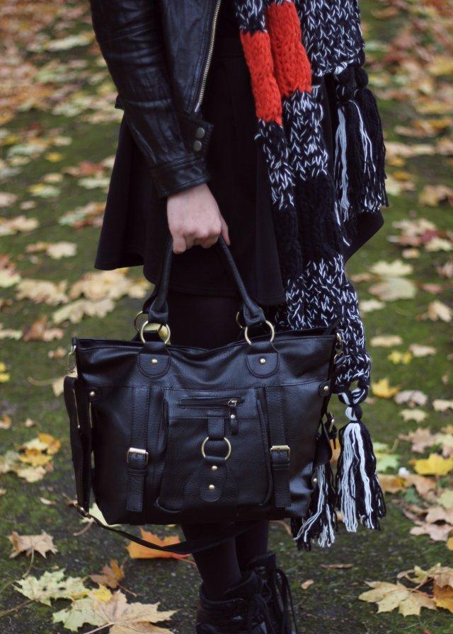 cute minimal korean fashion handbag