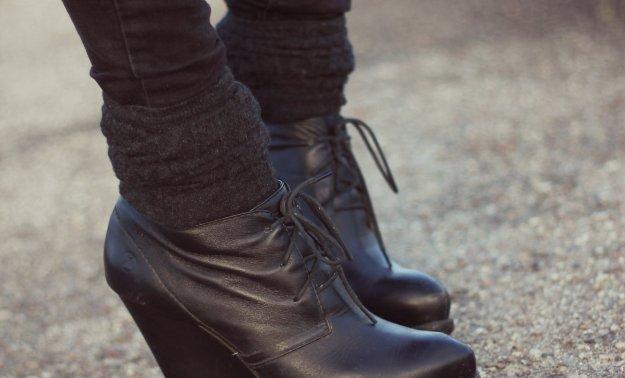soft cardigan boots