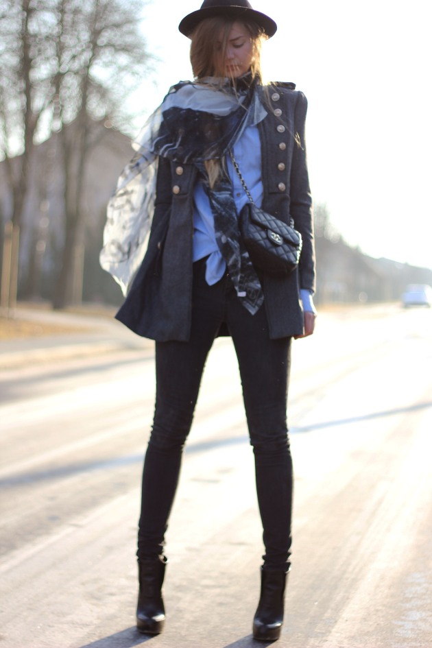 tart cllections clothing klara mec scarf
