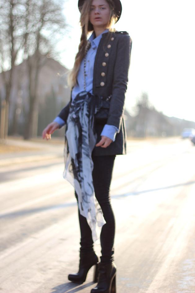 tart collections jacket alexander wang
