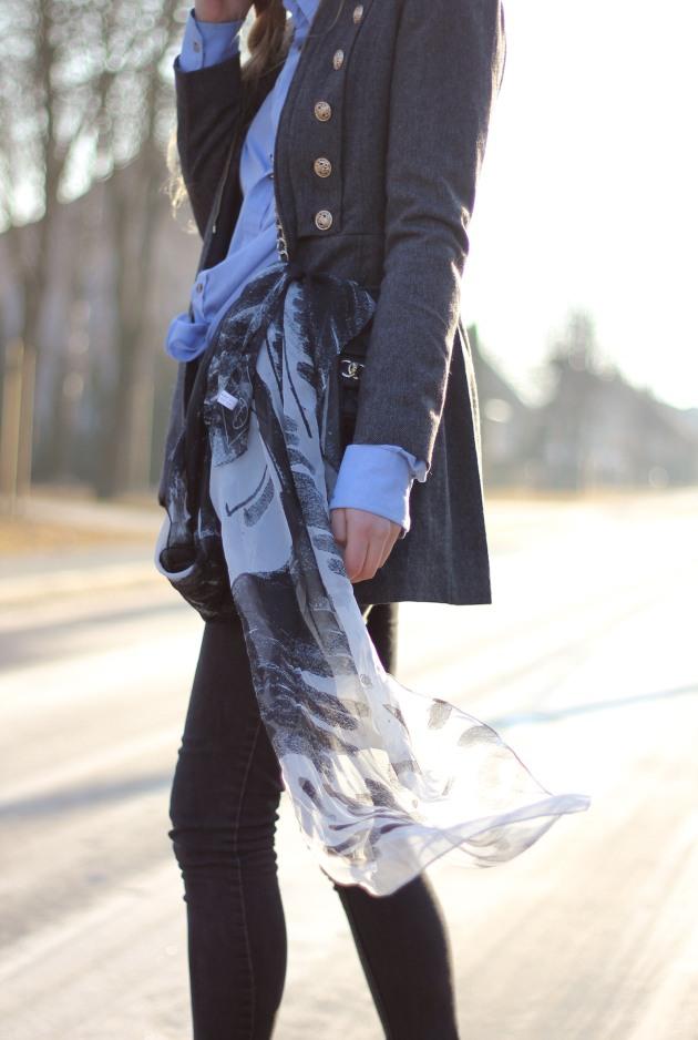 tart collections klara mec scarf
