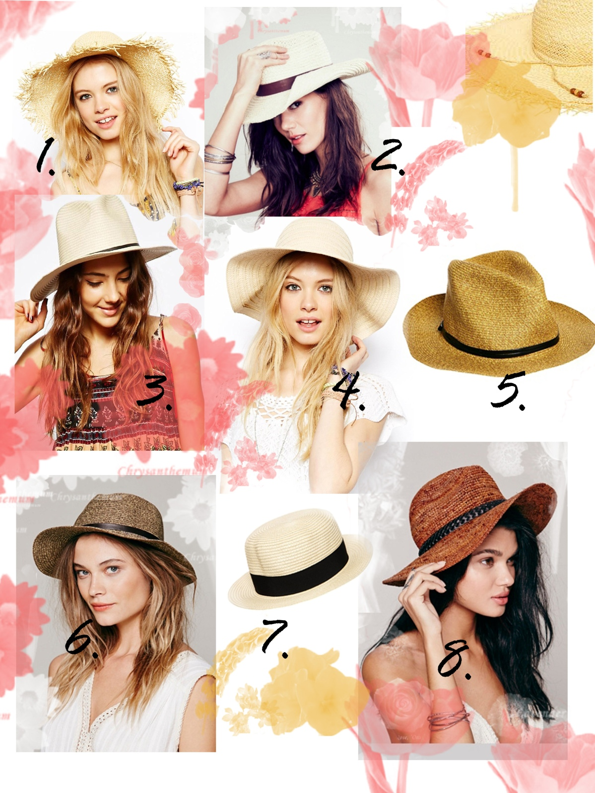 d fedora hat straw hats for summer