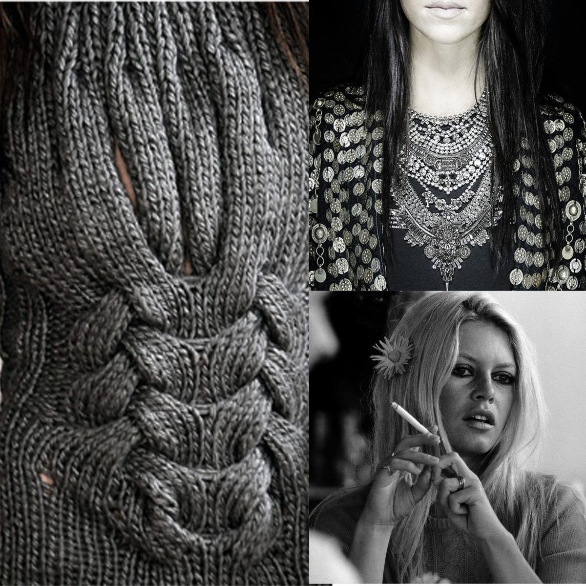 black rock chic wear
