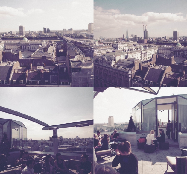 11 radio rooftop bar