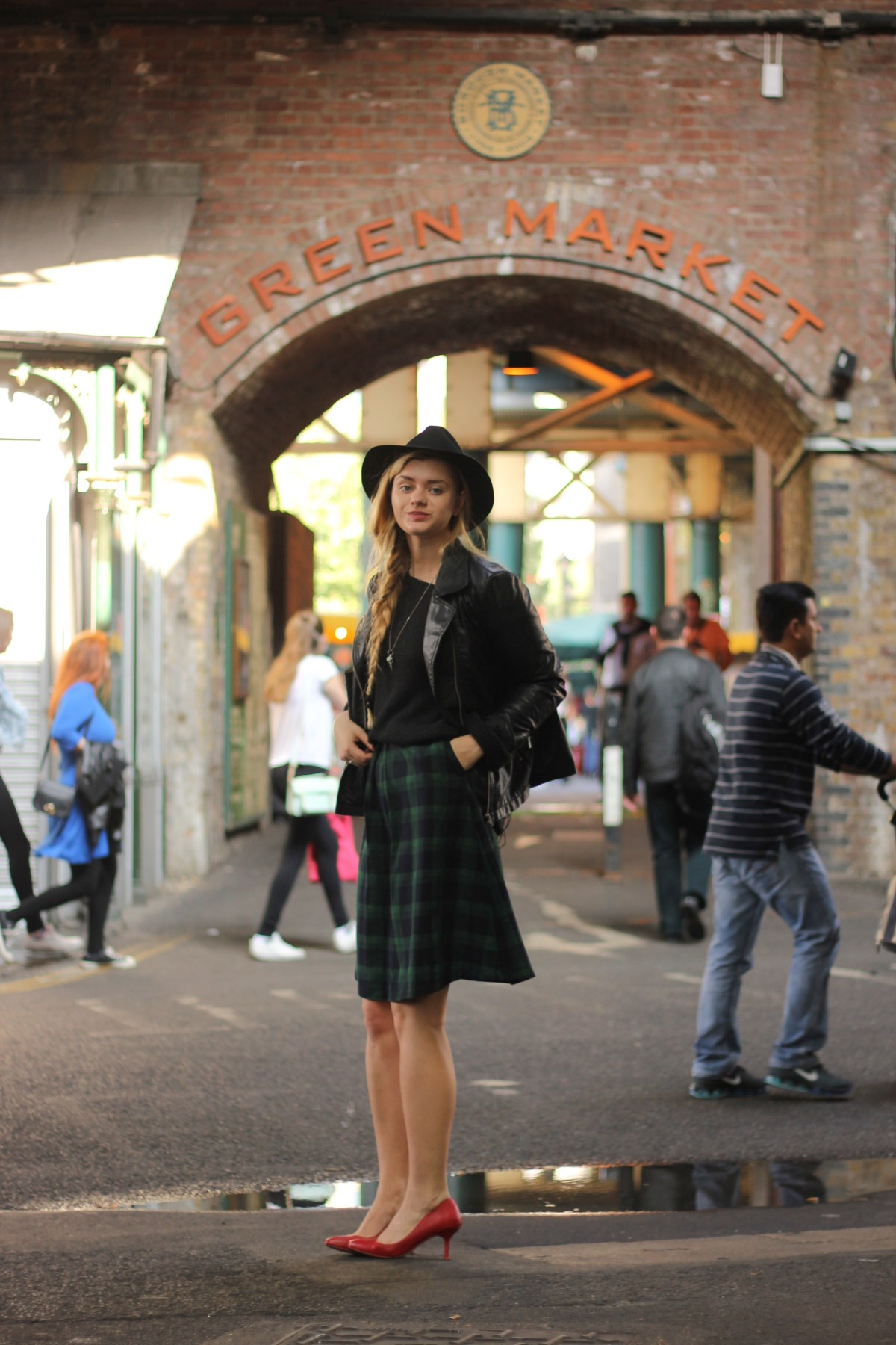 a borough market ab look vintage