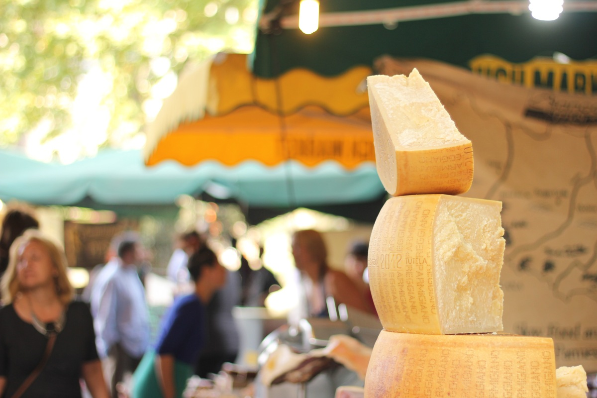 borough market cheese