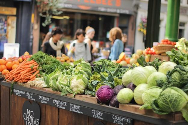 borough market pictures