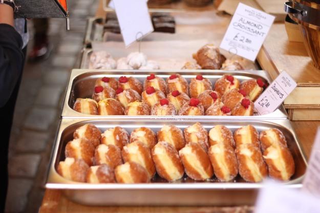 borough market z sweets