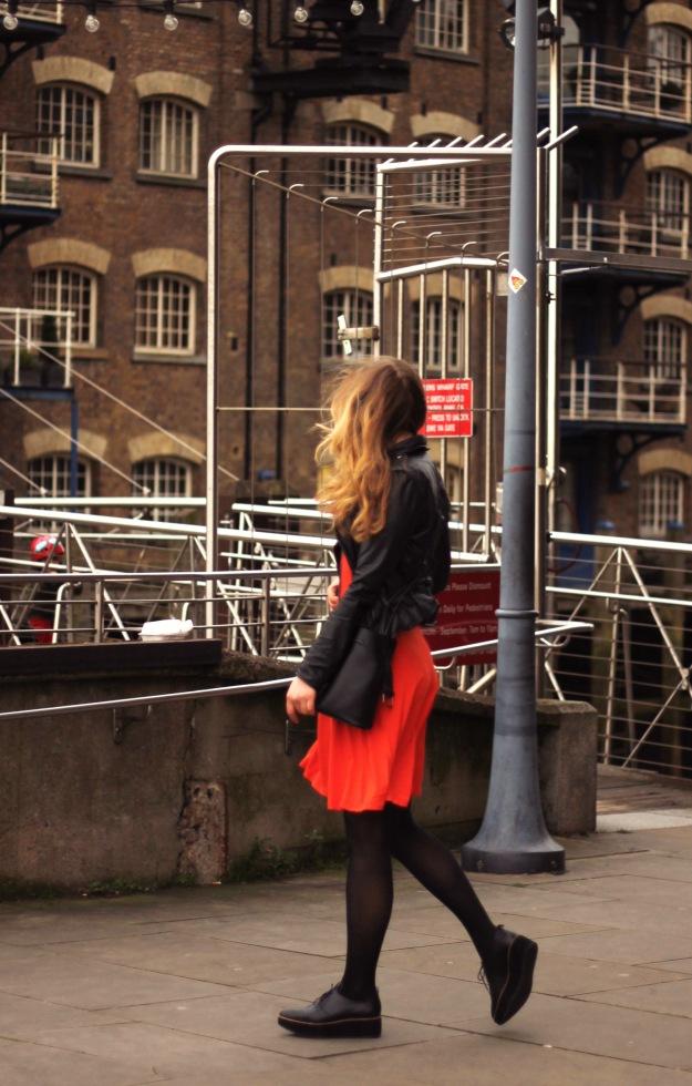 london fashion style blog