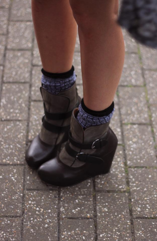topshop dark socks