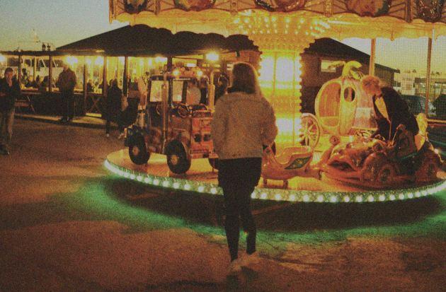 hipster carousel