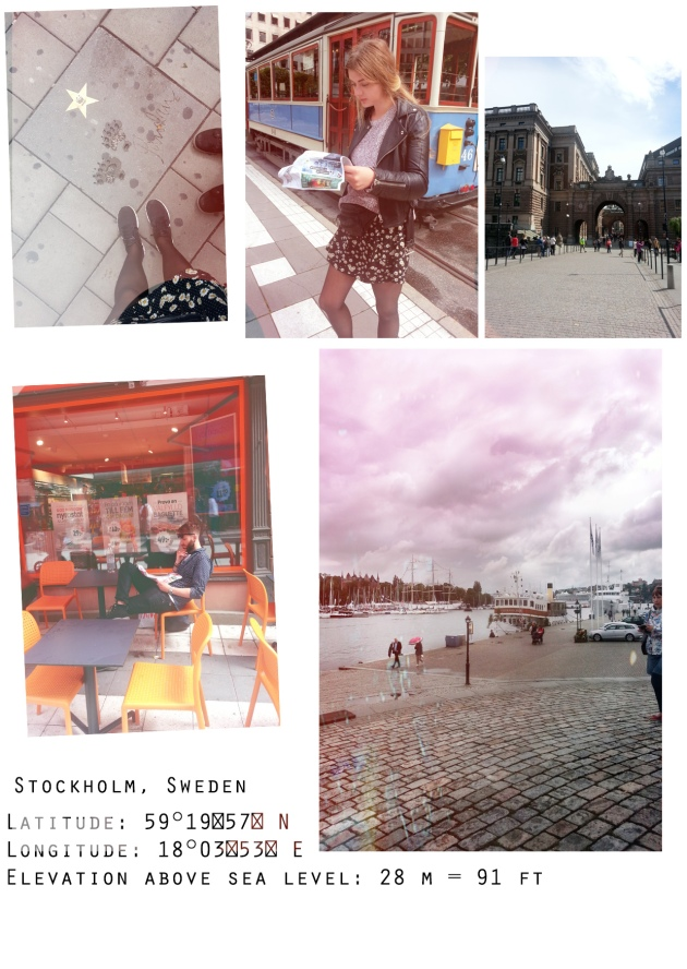 stockholm travel diary