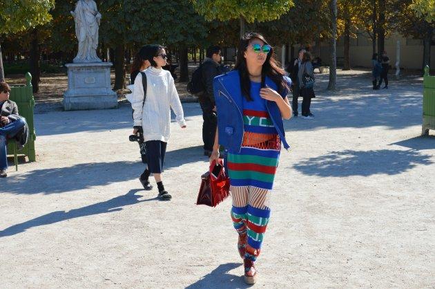 paris fashion week street