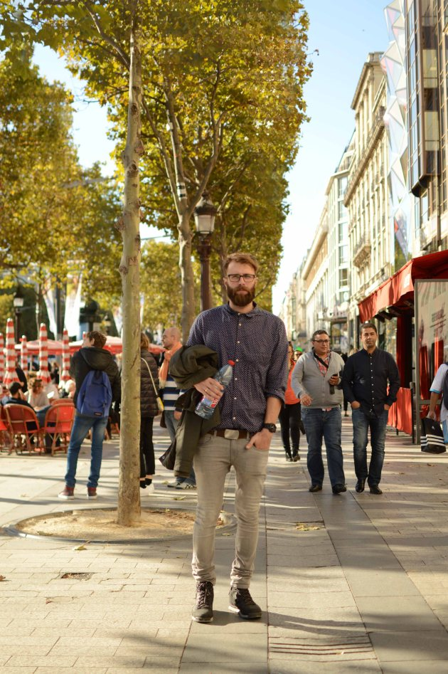paris travel street style